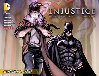 Injustice- Gods Among Us - Year Three (2014-) 001-000