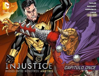 Injustice- Gods Among Us - Year Three (2014-) 011-000