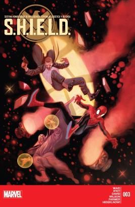 S.H.I.E.L.D #3 - página 01