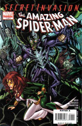 Secret Invasion - Spider-Man #1 001 copia copia