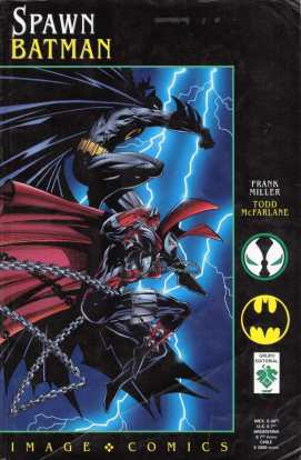 Spawn Batman 01