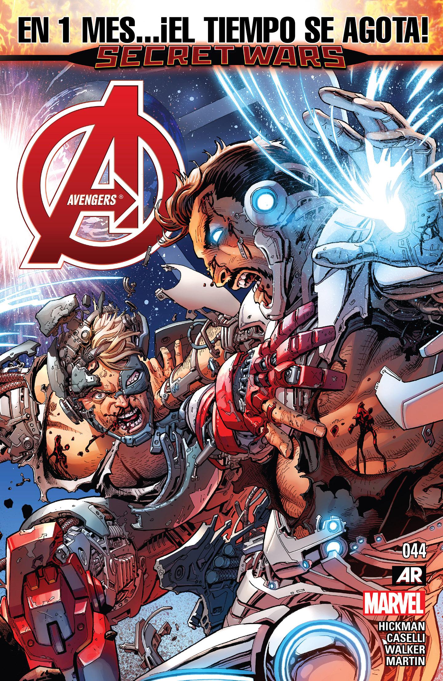marvel comics espanol descargar