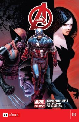 Avengers v5 010-000