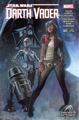 Star Wars-Darth Vader #3 - Droid Factory (01)