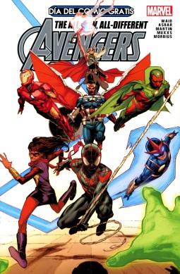 Avengers - Free Comic Book Day 2015 01 (2015) 001