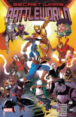 Secret Wars - Battleworld 01-000