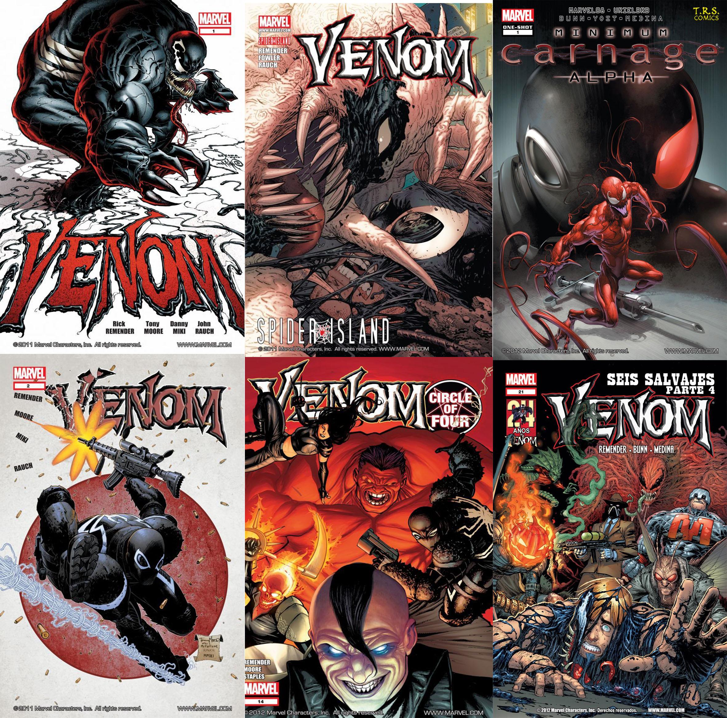 Venom vol 2 42 de 42 (2011 2013) | COMIC DECO