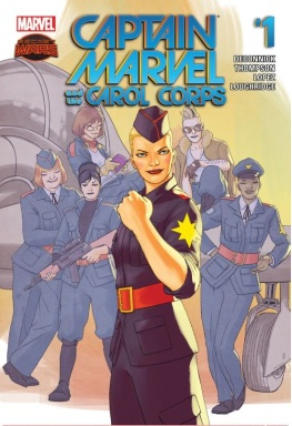 Captain Marvel and the Carol Corps 001-000