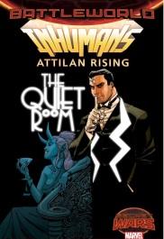 Inhumans - Attilan Rising #01