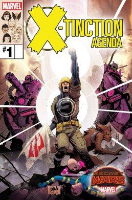X-tinction Agenda-01